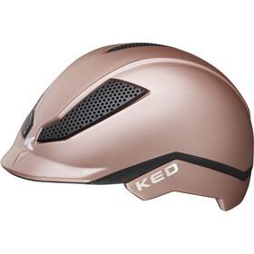 KED Pina Helmet Kids rose matte